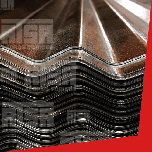 O-30 galvanizada de zinc