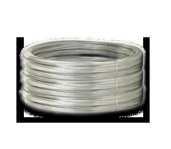 alambre galvanizado de acero