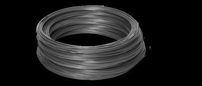 alambre recocido de acero