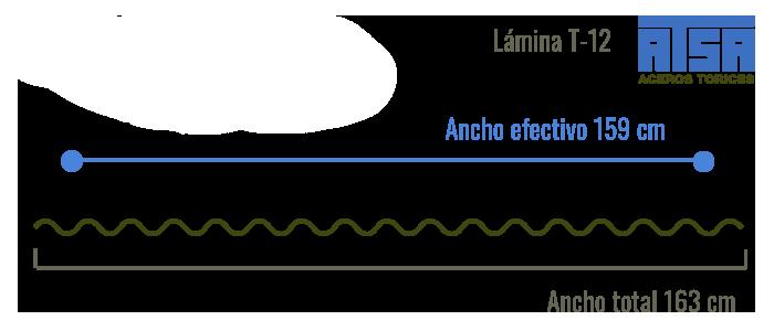 Lámina traslúcida T12