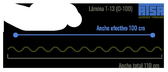 Lámina traslúcida T13