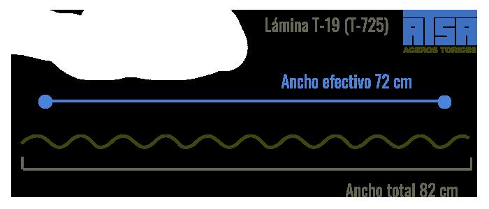Lámina traslúcida T19