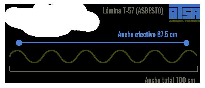 Lámina traslúcida T57