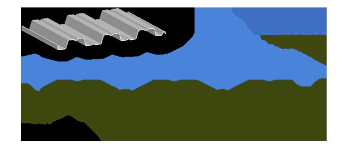 Perfil de lámina losacero 25