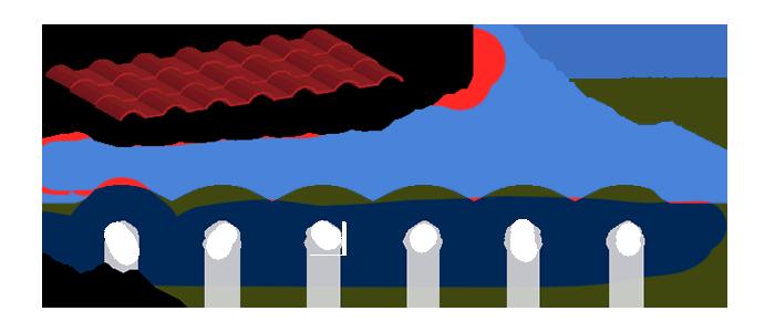 Perfil lámina plastiteja