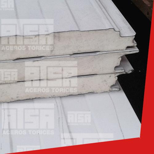 Superwall panel aislante de acero